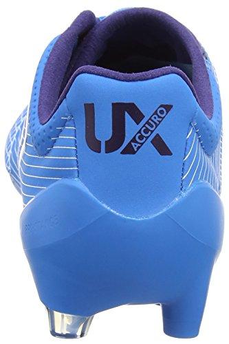 Umbro Ux Accuro Pro Hg, Botas de Fútbol para Hombre Azul (Epk Diva Blue/Astral Aura/White)
