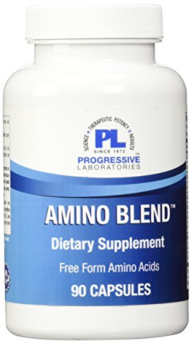 Progressive Labs Amino Blend Supplement, 90 Count