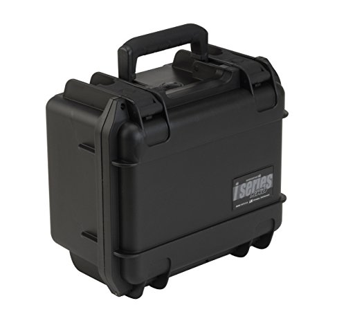 "SKB Equipment Case 9"" x 7"" x 4"" with mini-latch, empty"