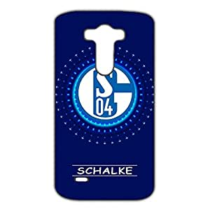 The FC Soccer Club Schalke 04 Football Club Logo Case Cover,The Lg g3 Hard Plastic Phone Case Cover For Blackberrry z10