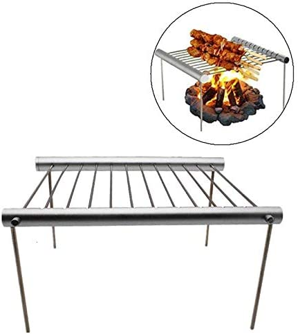Barbecue Grill Fer Grill Camping En Plein Air Portable