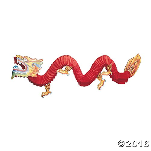 Fun Express Chinese Dragon Decoration