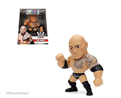 JADA 4'' METALS - WWE - THE ROCK (M211) 97982 by JD