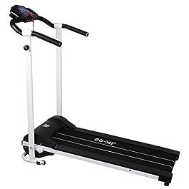 Fit4home F4H JK02 Olympic Motorised Treadmill Running Exerci...