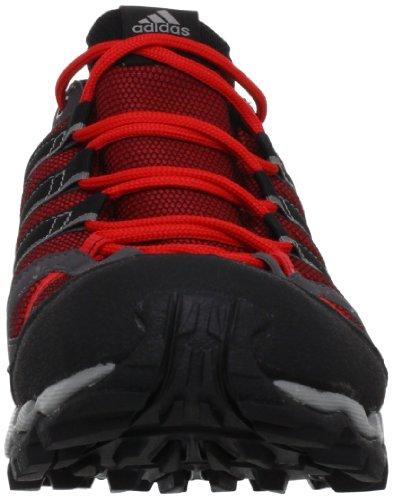 adidas AX 1 GTX - Zapatos de senderismo de material sintético hombre - - red - black - grey
