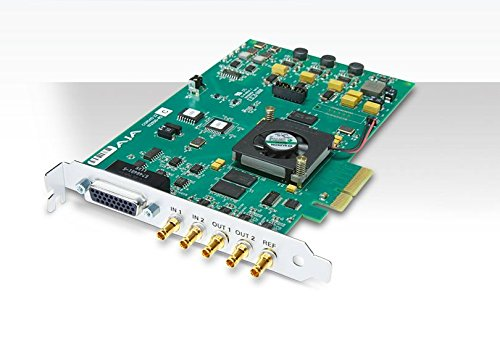 AJA Corvid 22 4-Lane PCIe Card, 2-in/2-out HD/SD / 3G SDI, 2X LTC, Genlock, 2X RS-422, 2X Mixer/Keyer