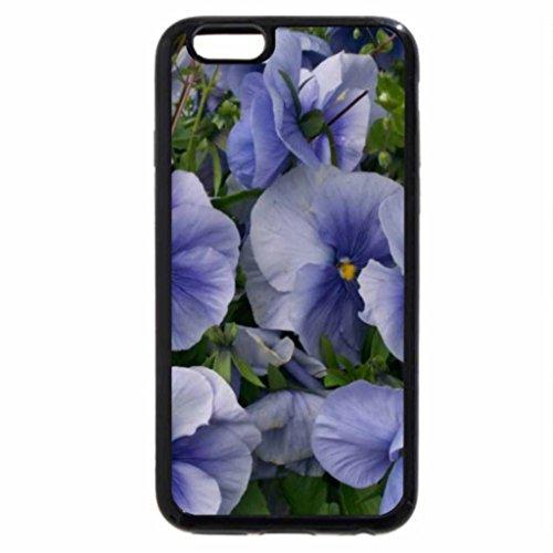 iPhone 6S / iPhone 6 Case (Black) purple