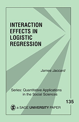 Interaction Effects in Logistic Regression (Quantitative...