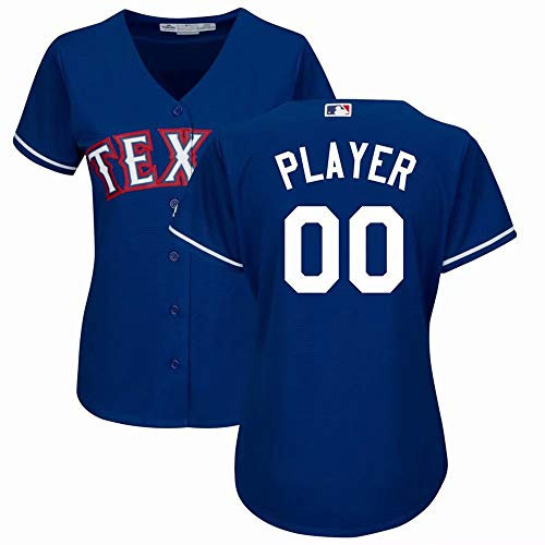 Nisaki Custom Baseball Team Jersey Button Down T Shirts for Men Women Youth,Personalized Player Name & Numbers
