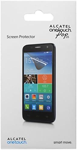 Alcatel GBNH27K0051C7 - Protector de Pantalla (Teléfono móvil/Smartphone, Alcatel, Alcatel One Touch Pop D5, Resistente a rayones, Transparente, 1 Pieza(s)): Amazon.es: Electrónica