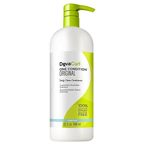 Care Hair Deva (DevaCurl One Condition Daily Cream Conditioner, Original 32 oz)