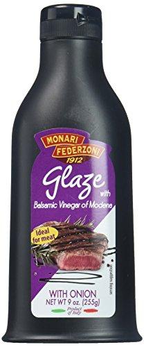 Monari Monari Balsamic Glaze with Onions, 9 Ounce Monari Balsamic Glaze