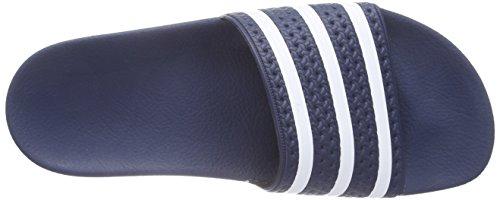 Adidas Originals Adidas Originelen Pantoffels Blauw