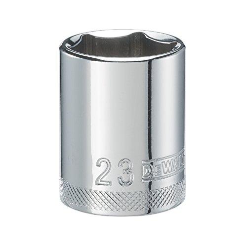 23 Mm Socket - DEWALT 1/2