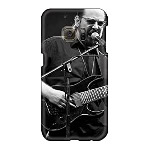 LauraFuchs Samsung Galaxy S6 Durable Hard Phone Case Custom Realistic Emperor Band Pictures [AYQ5622vqiR]