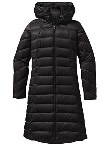 Patagonia womens Downtown Parka 28468-BLK_L - Black (Downtown Parka)