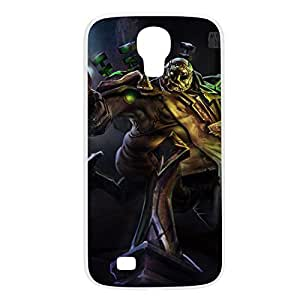 Urgot-006 League of Legends LoL For Case Ipod Touch 5 Cover Plastic White