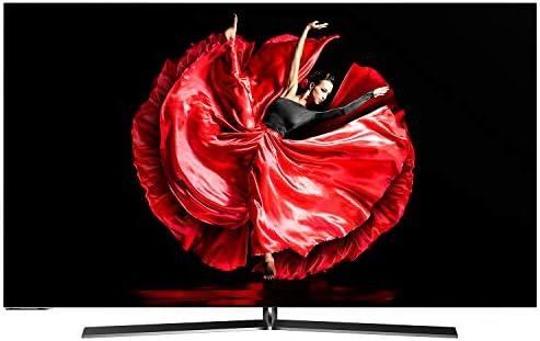 HISENSE H55O8BE TV OLED Ultra HD 4K, Dolby Vision HDR, Wide Colr Gamut, Dolby Atmos, Super Slim Design, Smart TV VIDAA U3.0 AI, Triple Tuner [Esclusiva Amazon – 2019]