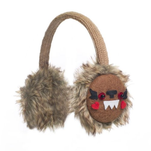 Delux Knitwits Bobby The Bigfoot Earmuffs