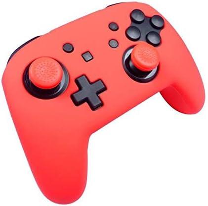 Subsonic - Funda de Silicona para mando, Color Rojo Neón (Nintendo ...