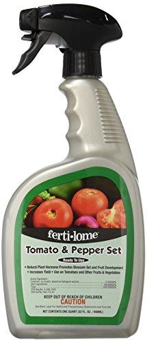 Voluntary Purchasing Group 10027 Tomato/Pepp Set, 32 oz (Blossom & Tomato Spray Vegetable Set)