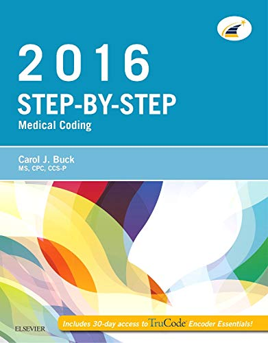 Step-by-Step Medical Coding, 2016 Edition
