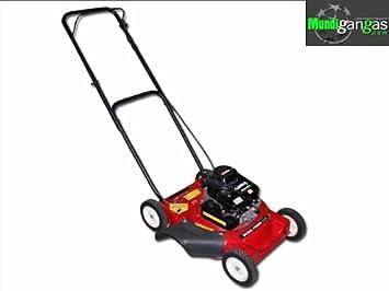 Cortacesped gasolina GAMMA 4 hp: Amazon.es: Bricolaje y ...