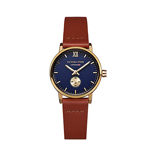 VICTORIA HYDE London Eye Series Retro Women Wristwatches Small Dial Analog Quartz Watches for Ladies