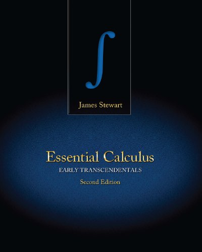 Essential Calculus: Early Transcendentals Pdf