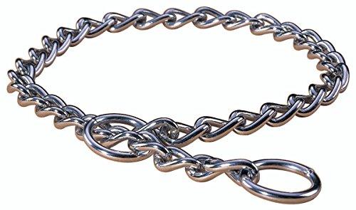 Hamilton Extra Heavy Choke Chain Dog Collar, 22-Inch by Hamilton (Image #2)