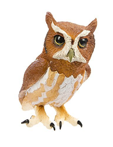 Safari Ltd Incredible Creatures Eastern Screech (Screech Owl Call)