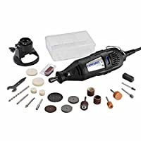 Deals on Dremel 4000-1/26 1.6 Variable Speed Rotary Tool Kit