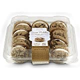 Our Specialty Sweet Middles, Peanut and Tree Nut Free, Oatmeal Raisin Crisp, Pack of 2,12 Cookies per Pack, 15.5 Ounces per Pack