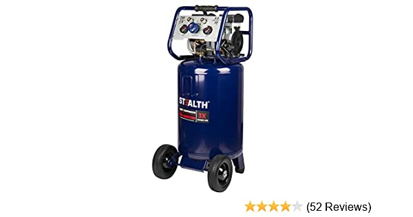 20 gal vertical oil free electric air compressor