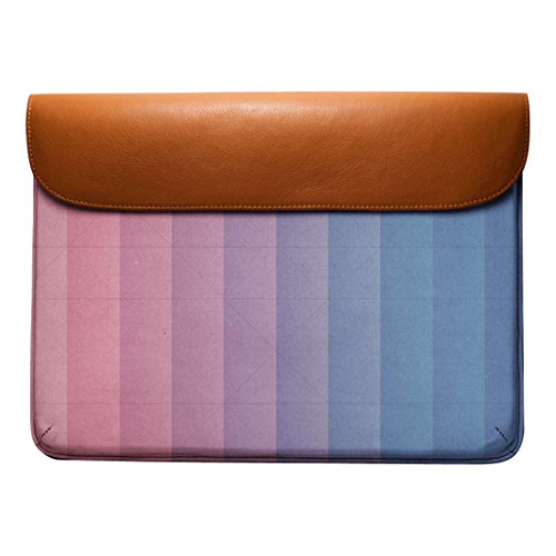 Real Sleeve Pro Envelope For Leather Macbook DailyObjects Air Pynkyblww 13 w58Iqx8CO