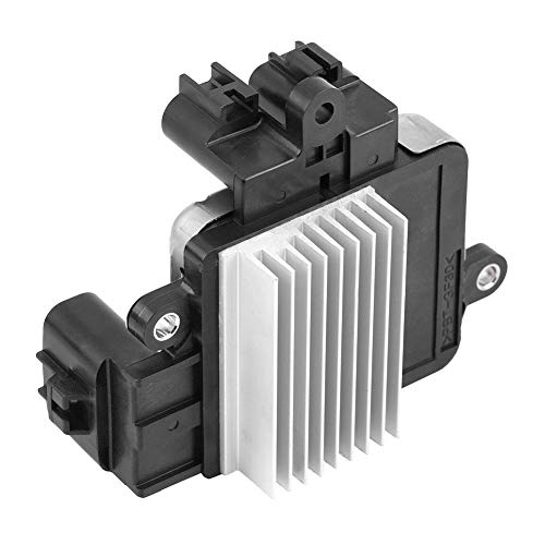 Blower Motor Resistor - 1 PC of Radiator Cooling Fan Control Module Unit for Toyota RAV4 Sienna Lexus ES350 8925730060.: