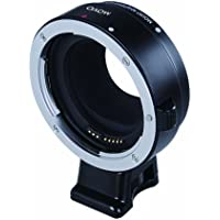 Movo Photo CTA-C Lens Adapter for Canon EF-M Mirrorless Cameras to fit Canon EOS EF / EF-S Lenses