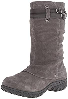Amazon.com | Khombu Women's Mallory Boot | Snow Boots