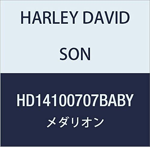 ハーレーダビッドソン(HARLEY DAVIDSON) MEDALLION,LH HD14100707BABY