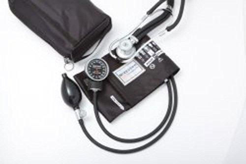 MCKESSON McKesson Aneroid Sphygmomanometer / Stethoscope Combo Adult Arm (#01-768-641-11ABKGM, Sold Per Box)