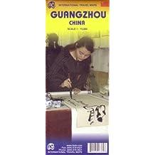 GUANGZHOU CHINA, TRAVEL MAPS
