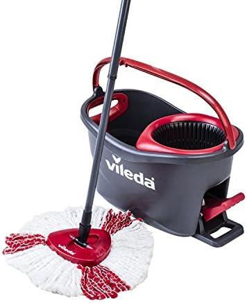 Vileda Microfibre 2 in 1 Easy Wring /& Clean Turbo Mop Refill Replacement Heads U
