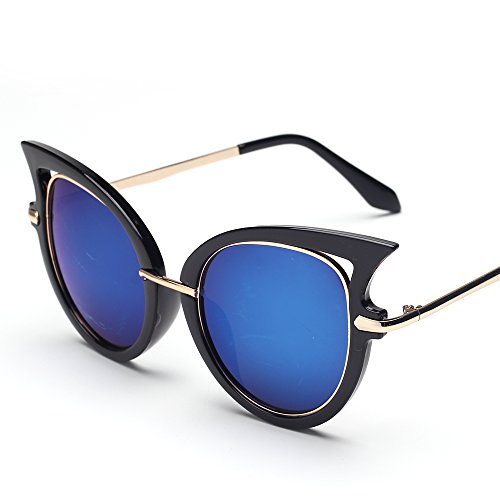 Vernon Hills- by Addicted Brands. Blue Shade Sunglasses