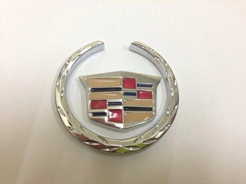 2-piece-cadillac-size-6-cm-steel-emblem-auto-car-accessories-by-chrome-3d-badge-3m-adhesive