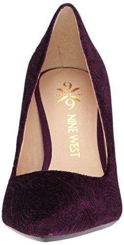 Women's Purple Nine Fabric West Dark 9X9 Astoria Pumps 7q5Hfw