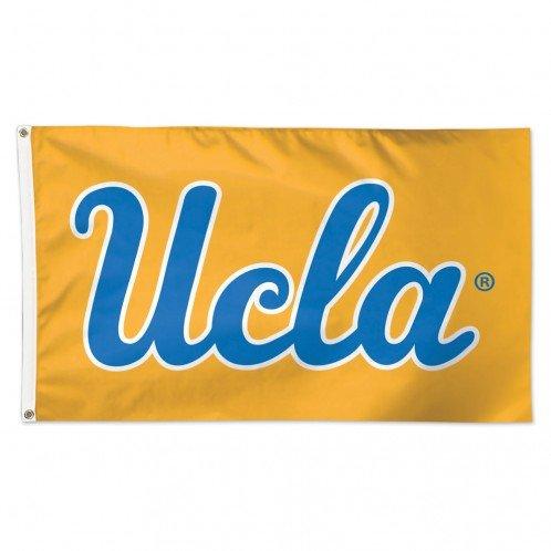 UCLA Bruins Flag 3' x 5' Deluxe Flag - Gold Flag