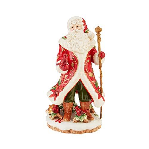 Fitz and Floyd Cardinal Christmas Figurine Assorted