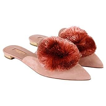 Aquazzura - Zapatos de Vestir para Mujer Rosa Rosa 35 Rosa 32