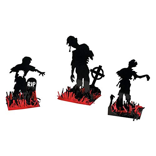 Zombie Party 3 Piece Table