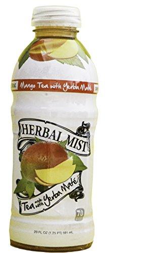 Herbal Mist Mango 100% Natural Tea Made with Yerba Mate - 100% Natural Tea
